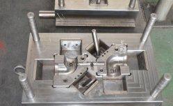 Molde de inyección para la colocación de tubería de PVC molde