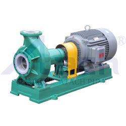 Acides corrosifs et de la pompe de drainage des eaux usées alcaline Ihf65-50-160
