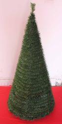 접히는 크리스마스 나무