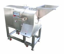Tomate-Würfel-Ausschnitt-Maschinen-Kohl-Scherblock-elektrischer manueller Gemüsescherblock