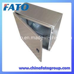 Acero inoxidable IP65 caja de montaje en pared chapado en galvanizado Caja de distribución