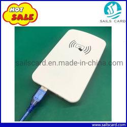 На заводе ISO18000-6C UHF для настольных ПК USB считыватель RFID