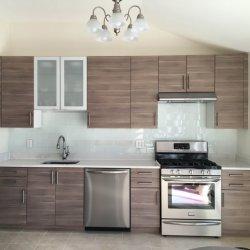 Kangton de gama alta del Gabinete de cocina con encimera
