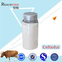 Сырье API CAS 104010-37-9 рациона средствам Ceftiofur натрия