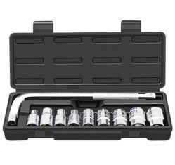 Le matériel de réparation de voiture Vehicle-Mounted dépose des pneus 10pcs Sockets les outils à main mis