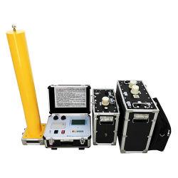 30kv a 80kv de Muy Baja Frecuencia de CA Hipot Vlf Vlf 0,1 Hz Analizador de alto voltaje AC y DC Hipot Tester para comprobación de los cables de alimentación