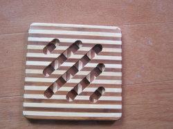 L'Artisanat de bambou gravés au laser