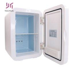Minikühlraum-bewegliche Kühlvorrichtung und wärmerer persönlicher Kühlraum für Haut-Sorgfalt, Kosmetik, die Nahrung, die für Schlafzimmer, Büro, Auto, Schlafsaal groß ist, ETL verzeichneten