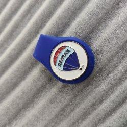 Marcador de esferas de retenção de alta qualidade do aço magnético de Golfe Hat encaixar