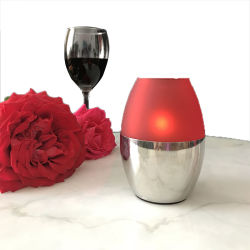 Горячая Продажа красивых жидкости при свечах для дома в стиле Арт Деко Группа