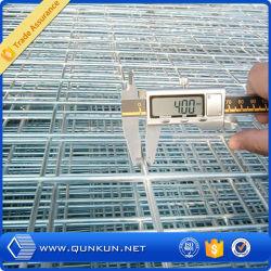 La Chine de gros de treillis soudés en acier galvanisé pour la construction (WWM)