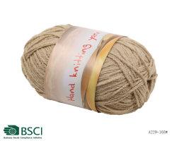 Gemischtes Garn des 75% Acryl-25% elastische Faser für Socken und Handschuhe Ly-A229
