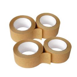 Super Sticky Super fuerte de una sola cara cinta adhesiva de engomado cinta de papel Kraft