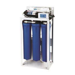 Les systèmes commerciaux 400GPD RO du filtre à eau le réservoir en acier avec 11g