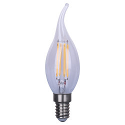 중국 LED 전구 E27 캔들 조명 LED 램프 LED 필라멘트 전구 조명