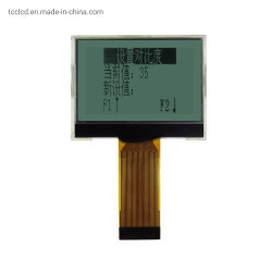 그래픽 코그 LCD 디스플레이 128 * 64 터치 모듈(IC St7565r 포함