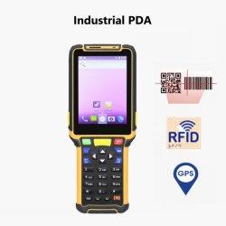 قارئ الرمز الشريطي WiFi القوي PDA Scanner TS-P8 مع شاشة تعمل باللمس