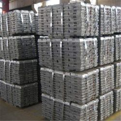 Beste Verkäufe Fabrik Liefern Zink Ingot 99,995% Mehrere Grade Zink Industrie Zink