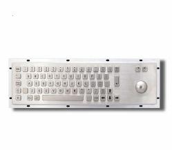 لوحة مفاتيح معدنية للوحة مفاتيح الكشك الصناعي من الفولاذ المقاوم للصدأ