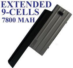 Bateria de 9 células para o Dell Latitude D620 D630 D631 D640 (DL-032)