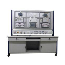 PLC とネットワーク通信トレーニングワークベンチ教育機器職業訓練 PLC トレーニング機器