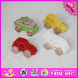 سيارة خشبية للأطفال بالجملة للعام 2016، سيارة خشبية للأطفال رخيصة، سيارة خشبية مصغرة للأطفال مضحكة، سيارة خشبية W04A262