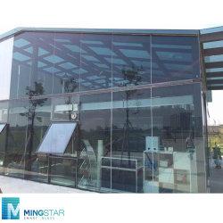 안전 Tempered PVB 박판으로 만들어진 유리 방열 유리를 건축하는 보호 사람들의 피부 & 눈