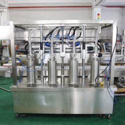 Высокая эффективность полностью автоматическая завод цена поворотный Capping и заполнения машины
