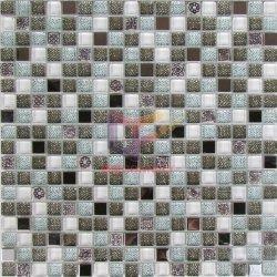 [ولّ ببر] يحبّ [موسيك تيل] زجاجيّة ([كسر078])