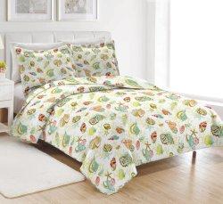 Großhandel Billig Leichte 100% Polyester Gedruckt Bettwäsche Set Bettwäsche Bettlaken Ultraschall Bettdecken Sommer Quilt