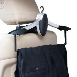 Cremagliera del supporto dei vestiti dei rivestimenti del poggiacapo della sede del basamento del cappotto del gancio di vestiti per l'automobile