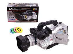 Het Speelgoed van de Camera van het Stuk speelgoed B/O van de jongen met Licht en Muziek (H0033026)