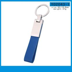Leather promozionale con Key Chain Custom Leather Key Holder