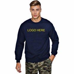 カスタムロゴのヒップスター様式の特大人の羊毛のスエットシャツ