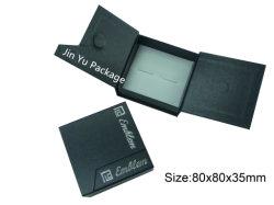 맞춤형 Magnetic Cardboard Paper Gift 커플 링크 포장 상자 도매점