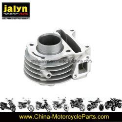 Jalyn のオートバイの部品オートバイの予備部品のオートバイのシリンダーはのために合う Gy6 50 50cc