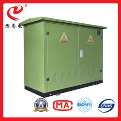 33kv 600kVA de distribución de energía compacta subestación Subestación eléctrica
