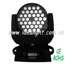 LED Stage Tri-RGB 36PCS 9W LED Wash Moving Head (رأس متحرك للغسيل بتقنية LED)
