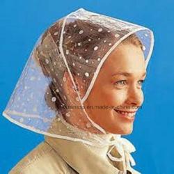 Wasserdichte Regen-Mütze mit unregelmäßigen weißen Punkten