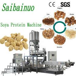 中国の品質の大豆蛋白質の食料生産機械ライン