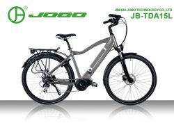 Banheira de vender as ligas de alumínio Electric City Bike com bateria estrutura integrada