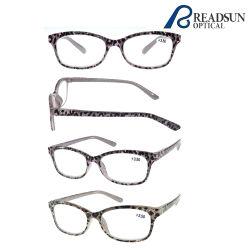 Los estilos más recientes de 2016 Comercio al por mayor gafas de lectura para el mercado indio (RP484003)