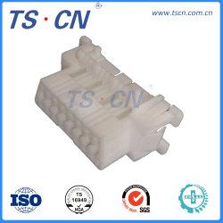 En plastique à 16 broches de faisceau de fils OBD Automotive femelle du connecteur d'accessoires