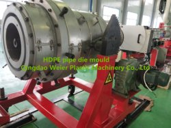Sj90/38 عالي الجودة عالي الفعالية متعدد الطبقات عالي الكفاءة من 1-3 أنابيب HDPE إنشاء خط بروز الماكينة