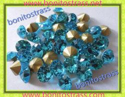 Mc Chatons piedra y vidrio Diamante CZ