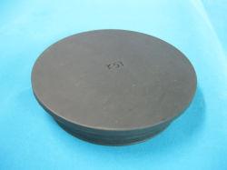 Résistant à la chaleur EPDM étanche aux poussières /NBR/Viton/bouchon de protection en caoutchouc de silicone pour la machine-outil