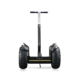 Hors route à deux roues auto x2 électrique du véhicule d'équilibrage de chariot