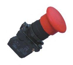Tb5 Bouton poussoir push-pull en plastique