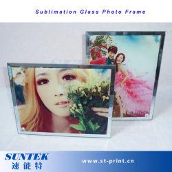 Cadre Photo en verre de sublimation adapté pour une machine de sublimation sous vide
