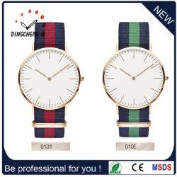 NATO ナイロンダニエルウェリントンメンズスイスクラシック腕時計( DC-502 )